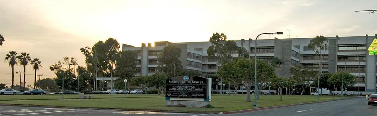 King Drew Medical Center